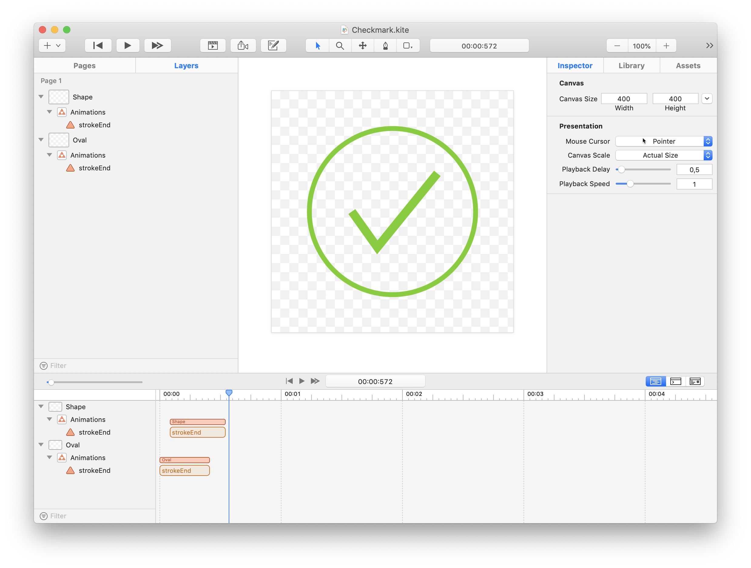 Animations are assets: using Core Animation archives on iOS